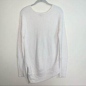 White Calvin Klein sweater